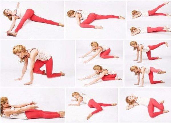 Упражнения вумбилдинга для начинающих в домашних условиях