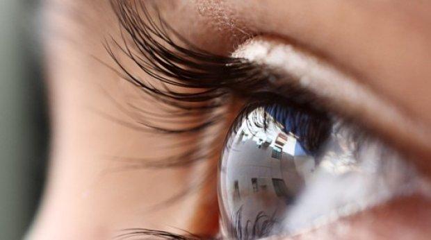 Глазная роговица