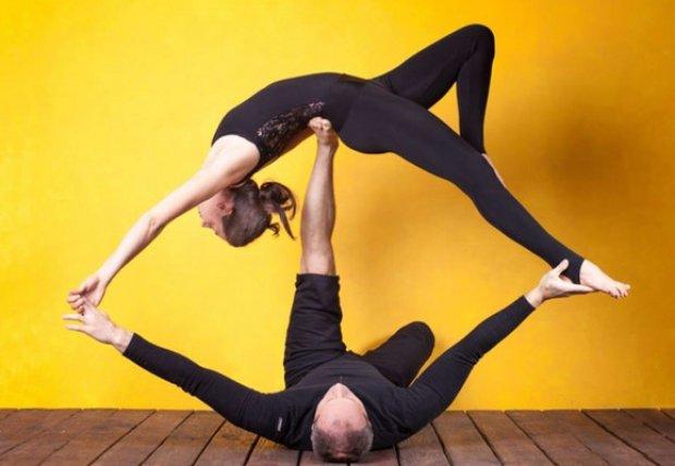 Акробатика для начинающих в домашних условиях 675