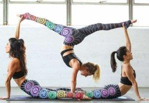 картинки йога челлендж