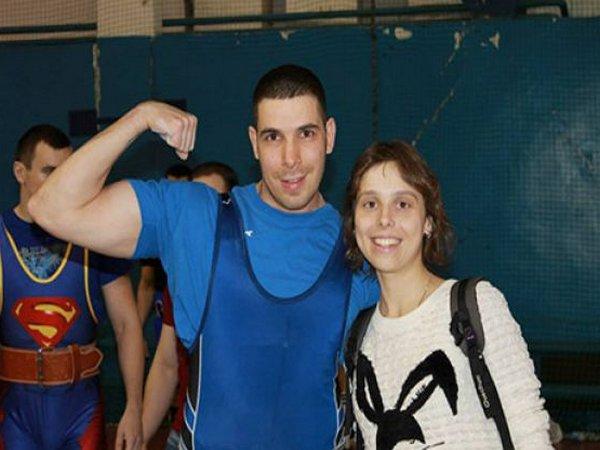 эдуард каневский фитнес тренер с женой фото снимать