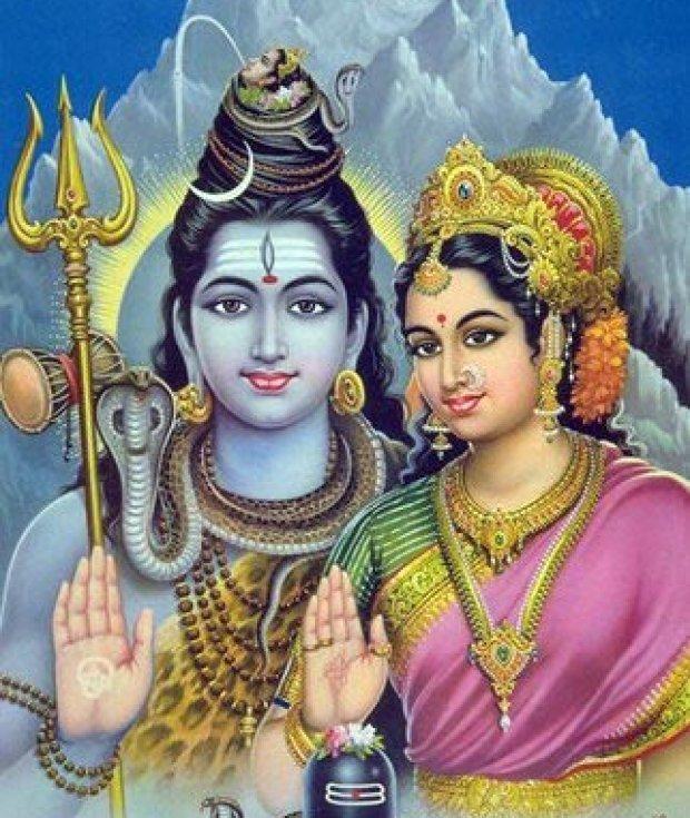 Шакти и Шива