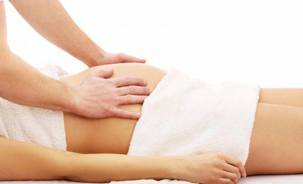 Какой массаж можно делать беременным