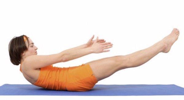 Йога для похудения живота и боков — видеоуроки для ...