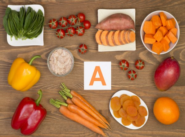 Витамин A (Ретинол) - влияние на организм, польза и вред, описание
